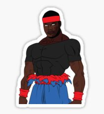 Black Goku Sticker