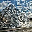 Glass Pyramid by cclaude