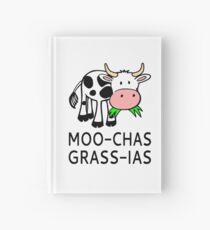 Moo-Chas Grass-ias (Muchas Gracias) Notizbuch