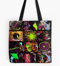 Vivid 2016 Jane Holloway Experience MicroCosmic  Tote Bag