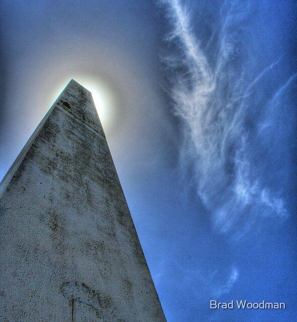 Obelisk Torch by Brad Woodman