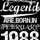 Fishing Legends Are Born In February 1988 by wantneedlove