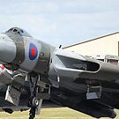 The mighty Avro Vulcan by Aviationimage