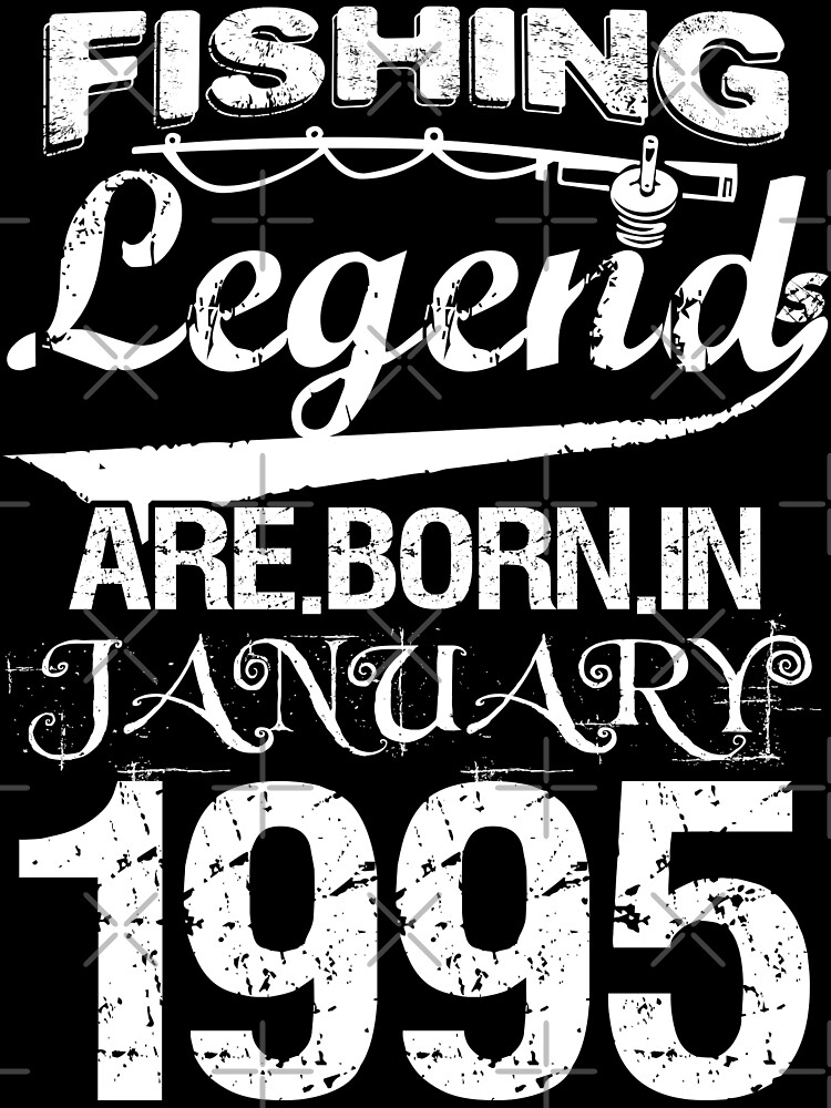 Fishing Legends Are Born In January 1995 by wantneedlove
