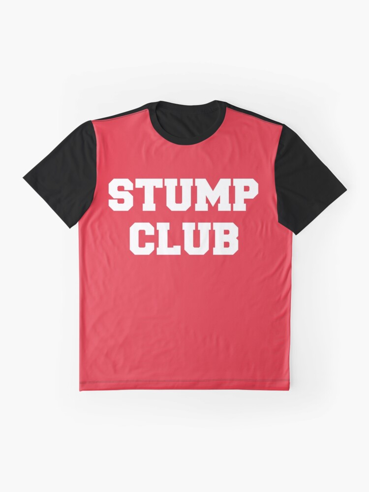 Vista alternativa de Camiseta gráfica Stump Club Fall Out Boy