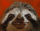 Sloth by Michael Creese
