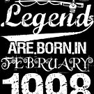 Fishing Legends Are Born In February 1998 by wantneedlove