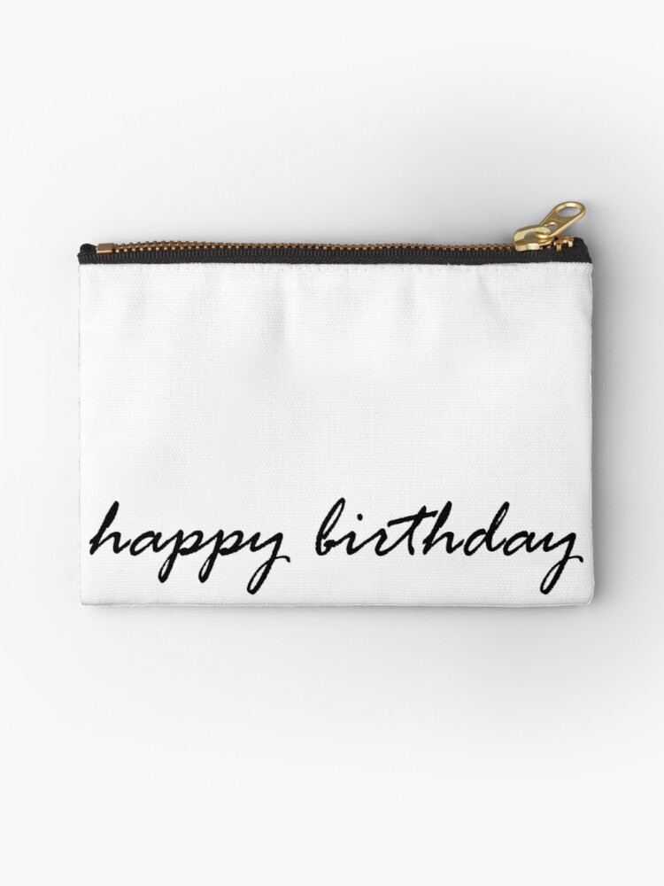 HAPPY Birthday gifts quotes sayings by PineLemon