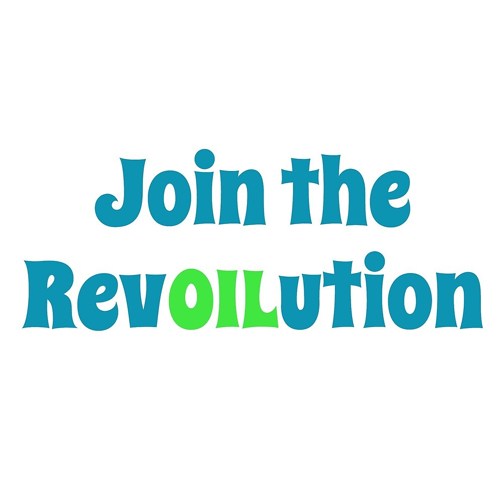 Join the RevOILution  by Gomez92