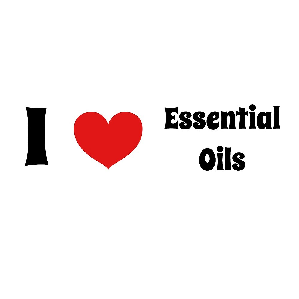 I heart Essential Oils by Gomez92