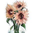 Sunflower III by artofsuff