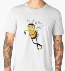 Bee movie ya like jazz Men's Premium T-Shirt