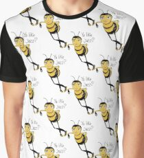 Bee movie ya like jazz Graphic T-Shirt