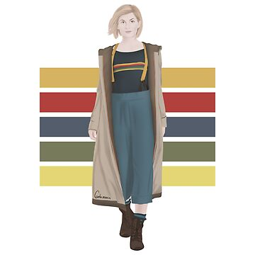 Doctor Who | 13th Doctor by carolam