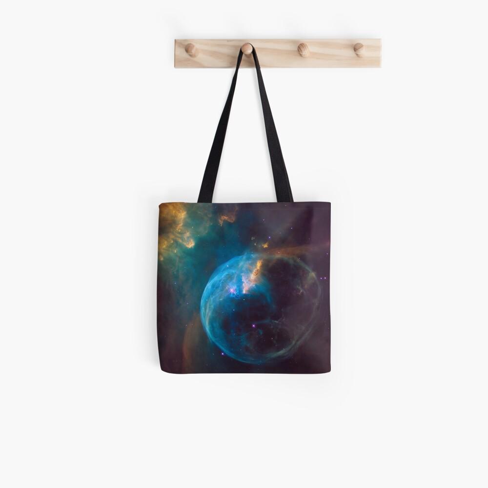 Interstellarer Nebel Stofftasche