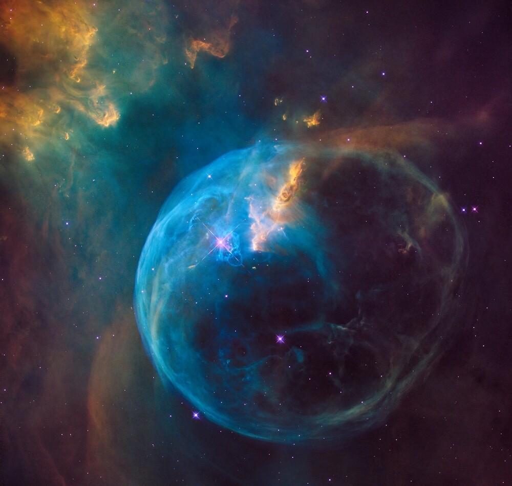 Interstellar fog by Ephemeral-Joy