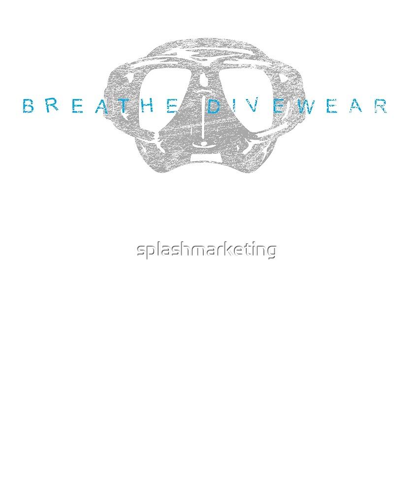 Breathe Divewear by splashmarketing