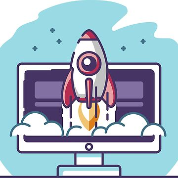 Rocket from iMac by LeGa