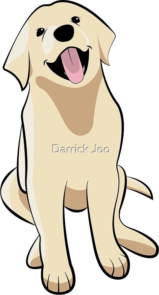 Happy Puppy Stella by Darrick Joo