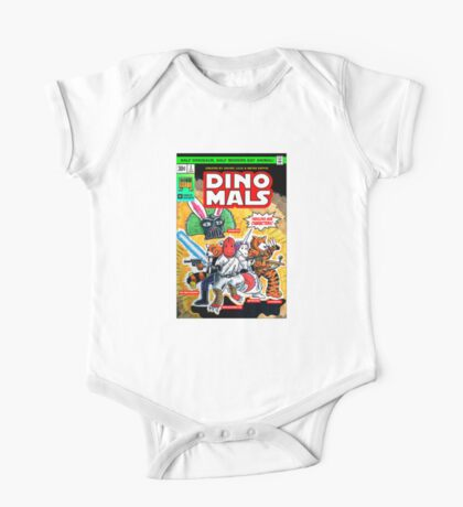 DINOMALS Cover Kids Clothes