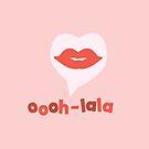 Oooh-Lala - Lippen von gingerish