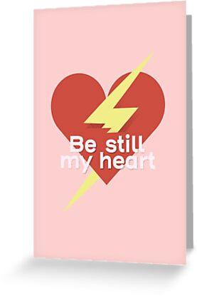 Be Still My Heart by gingerish
