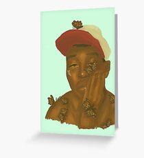 Tyler The Creator - Fan Piece Greeting Card