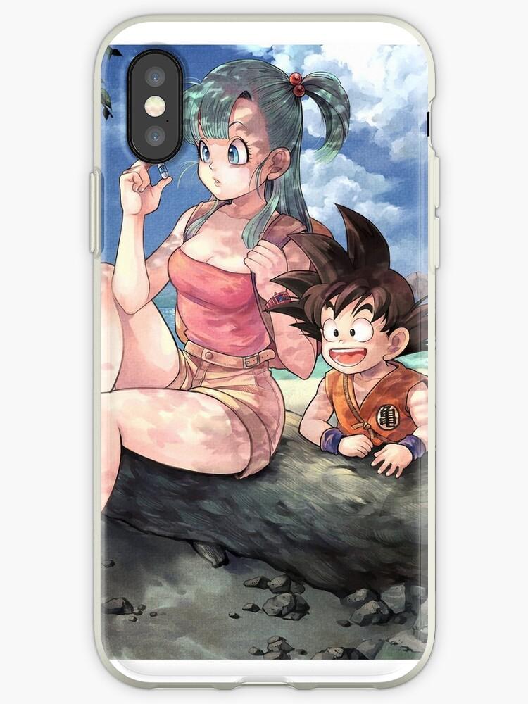 Bulma Goku DBZ by Aristote