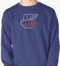 Winged Heart Pullover Sweatshirt
