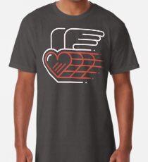 Winged Heart Long T-Shirt