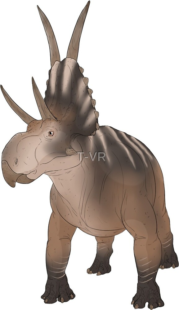 Diabloceratops by T-VR
