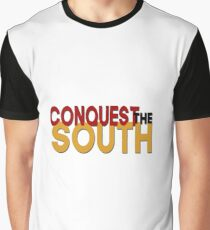 Conquest the South Graphic T-Shirt