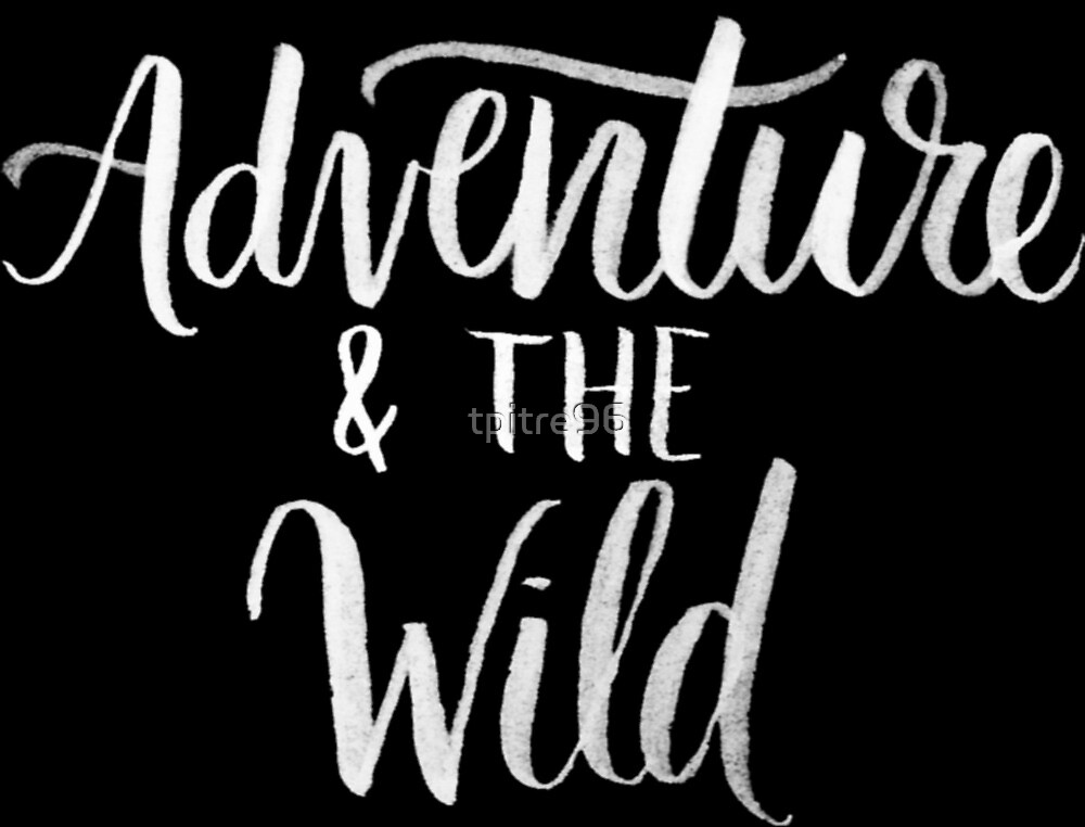Adventure & The Wild by tpitre96