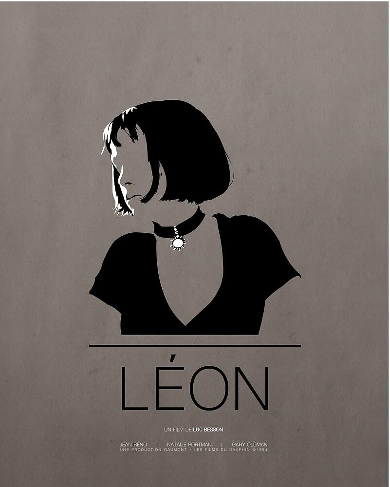 Leon The Professional - Matilda by Ashatma
