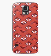 Eyes of Love Case/Skin for Samsung Galaxy