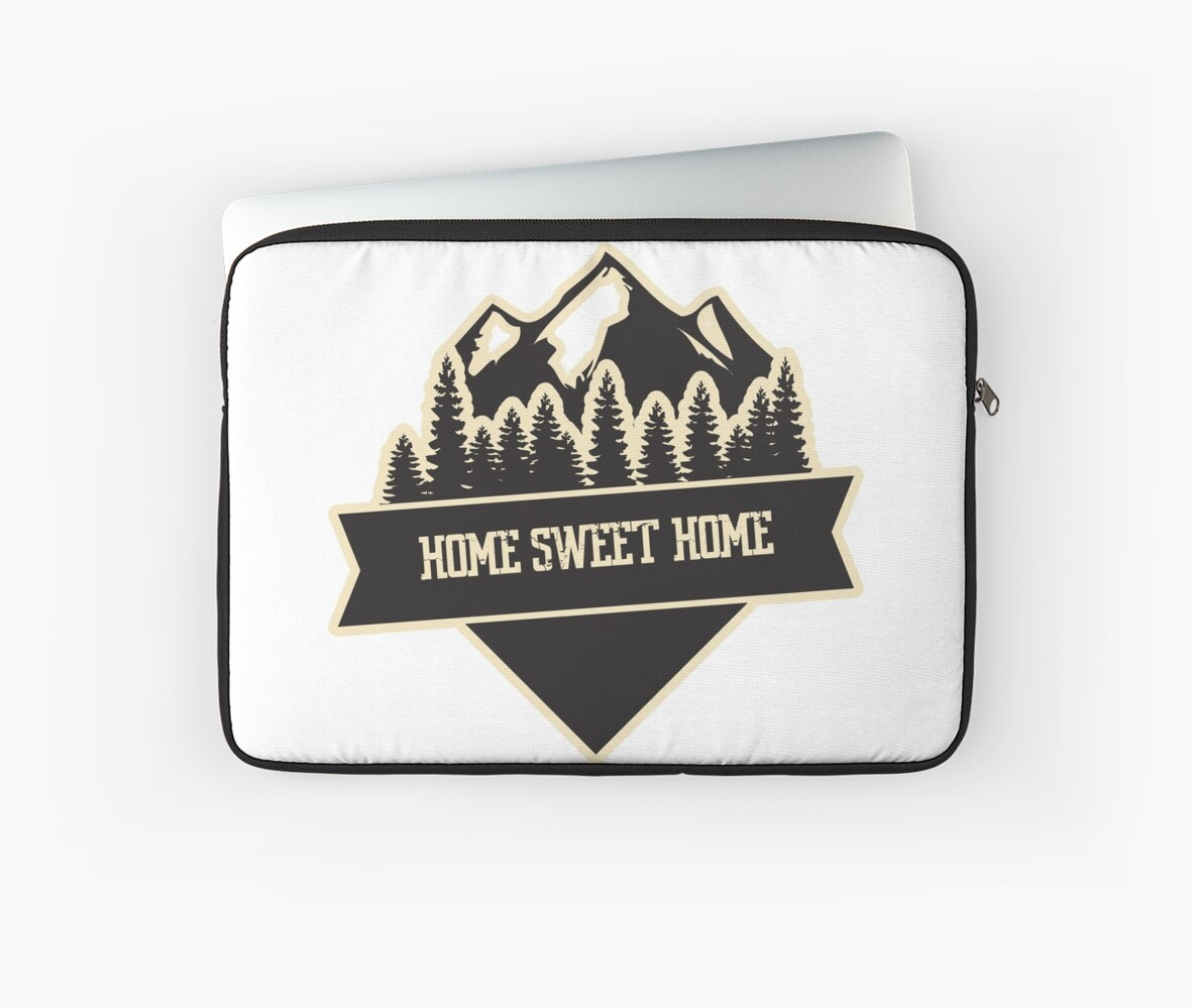 Home sweet home white by BlackBison