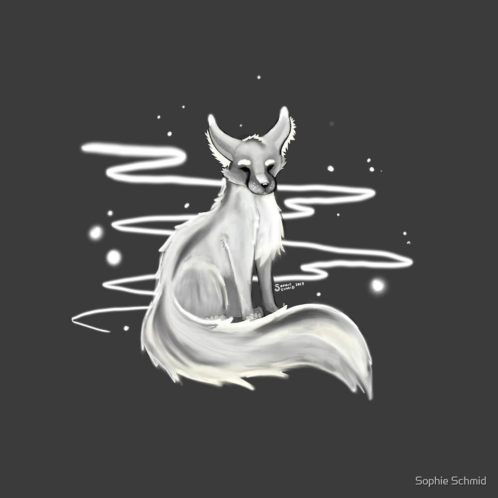 Silver Fox by Sophie Schmid