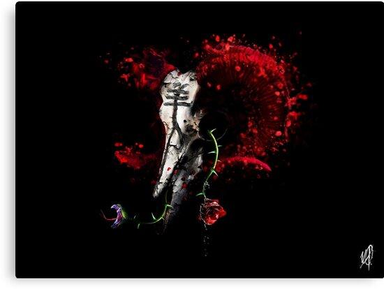 Aries by Tmcg