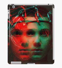 Eleven Stranger things iPad Case/Skin