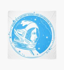 Women in Planetary Science and Exploration Scarf