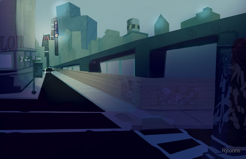 Federal City  by Rjtoons