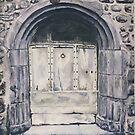 Old door by J-C Saint-Pô
