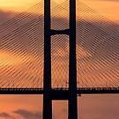 Second Severn Crossing by Stephen Liptrot