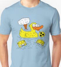 Atomic Duck Unisex T-Shirt
