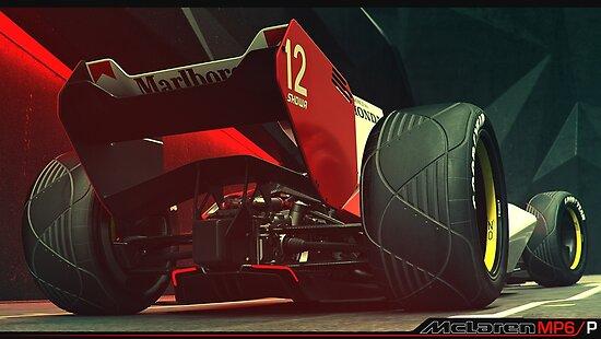Mclaren Formula 1 by mcache