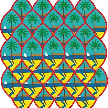 Guam Seal Pattern by etona
