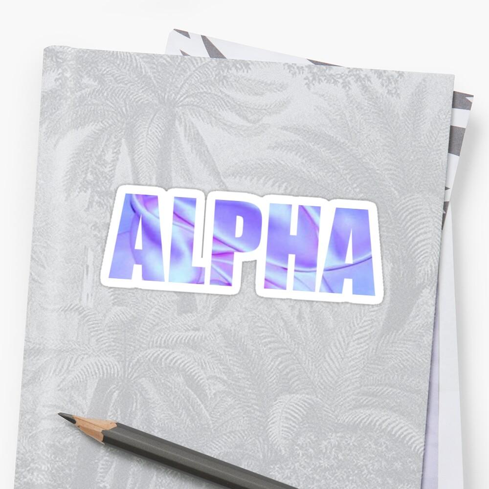Lavender Alpha by samanthalucha