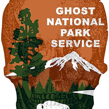Ghost National Park Service by jimbaby