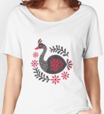 The Black Swan Women's Relaxed Fit T-Shirt
