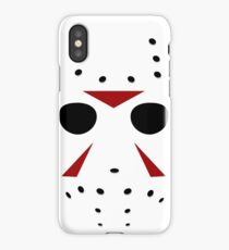 Jason Mask iPhone Case/Skin